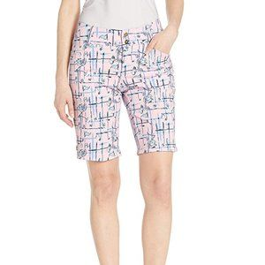 Lilly Pulitzer Fayrway UPF 50+ Golf Shorts Perform